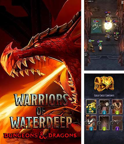 Download Warriors of Waterdeep: Dungeons and dragons iPhone free game.