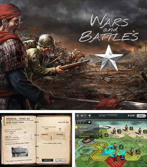 In addition to the game Solar Walk – 3D Solar System model for iPhone, iPad or iPod, you can also download Wars and battles for free.