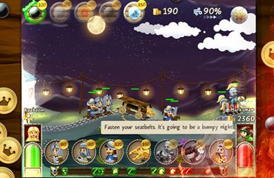 Screenshots vom Spiel Wars Online – Defend Your Kingdom für iPhone, iPad oder iPod.
