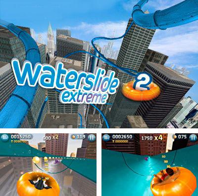 In addition to the game Driving zone: Germany for iPhone, iPad or iPod, you can also download Waterslide 2 for free.