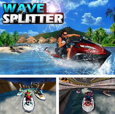 In addition to the game World of navy ships for iPhone, iPad or iPod, you can also download Wave Splitter for free.