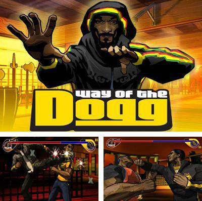 In addition to the game Caveman jump for iPhone, iPad or iPod, you can also download Way of the Dogg for free.