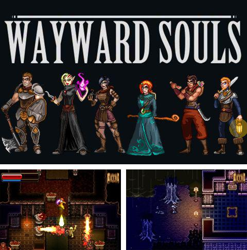 In addition to the game My talking Tom 2 for iPhone, iPad or iPod, you can also download Wayward souls for free.