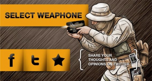 Скачать Weaphones: Firearms simulator 2 на iPhone бесплатно