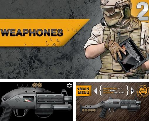 In addition to the game Incursion for iPhone, iPad or iPod, you can also download Weaphones: Firearms simulator 2 for free.