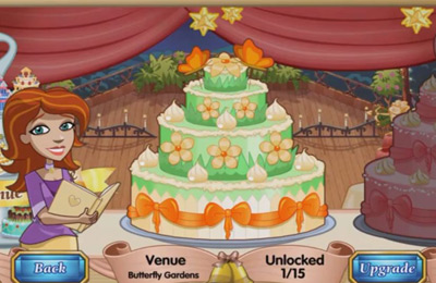 Игра Wedding Dash Deluxe для iPhone