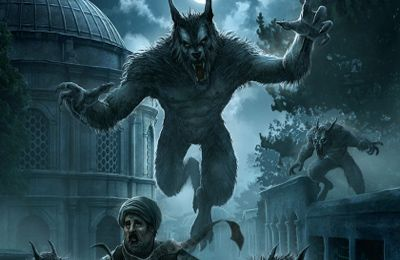 Écrans du jeu Werewolf Night pour iPhone, iPad ou iPod.