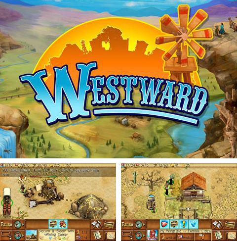 In addition to the game Men's Room Mayhem for iPhone, iPad or iPod, you can also download Westward for free.
