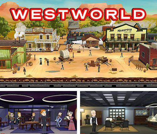 In addition to the game Shinobidu: Ninja assassin for iPhone, iPad or iPod, you can also download Westworld for free.
