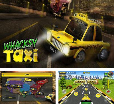 Download Whacksy Taxi iPhone free game.