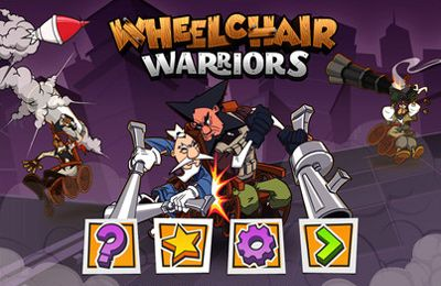 Wheelchair Warriors - 3D Battle Arena