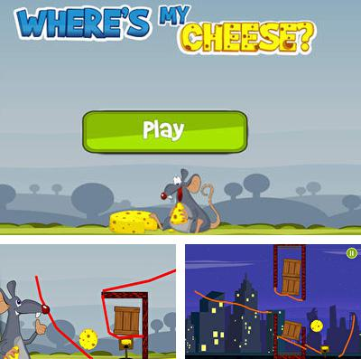 In addition to the game Freeze! 2: Brothers for iPhone, iPad or iPod, you can also download Where's My Cheese? for free.