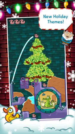 Screenshots of the Where's my holiday? game for iPhone, iPad or iPod.