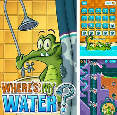 In addition to the game Nozomi: Disaster & hope for iPhone, iPad or iPod, you can also download Where's my water? for free.