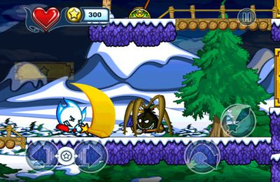 Download White & The Golden Sword iPhone free game.