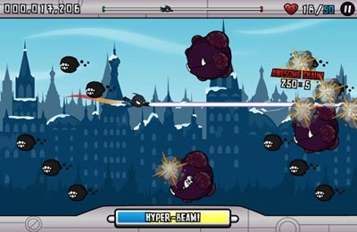 Screenshots vom Spiel Who's That Flying?! für iPhone, iPad oder iPod.