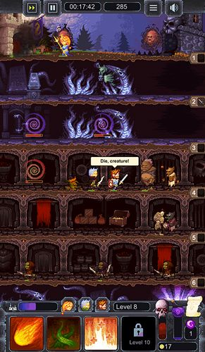 Игра Wicked lair для iPhone