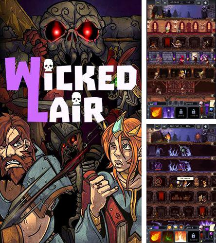 In addition to the game Bird Jumper for iPhone, iPad or iPod, you can also download Wicked lair for free.