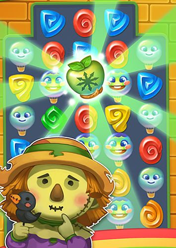 Скачати гру Wicked OZ puzzle для iPad.