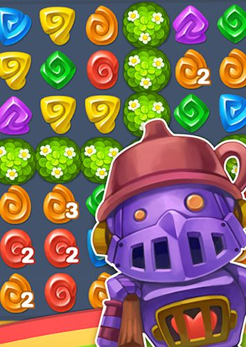 Гра Wicked OZ puzzle для iPhone