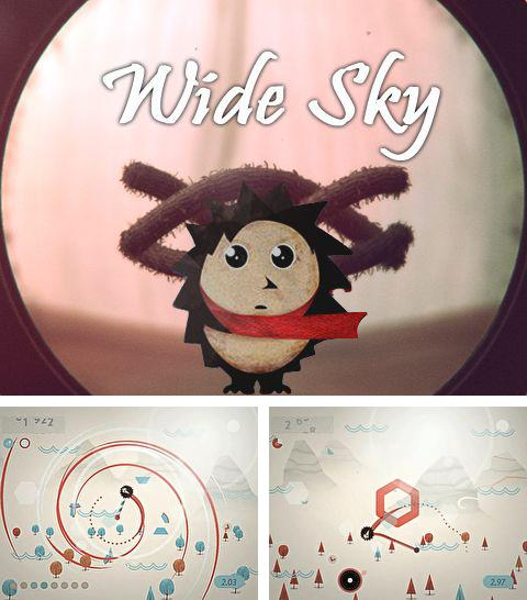 In addition to the game Men vs Machines for iPhone, iPad or iPod, you can also download Wide sky for free.