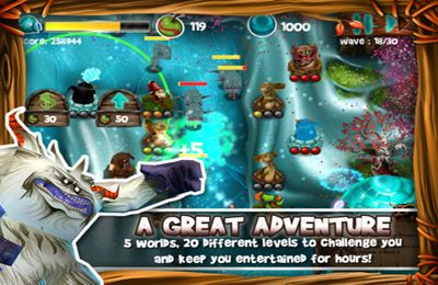 Download Wild Heroes iPhone free game.