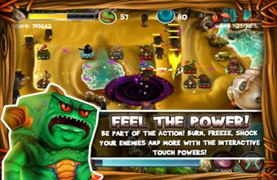 Descarga gratuita de Wild Heroes para iPhone, iPad y iPod.
