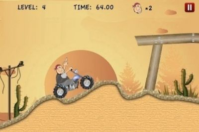 Baixe Wild hogs gratuitamente para iPhone, iPad e iPod.