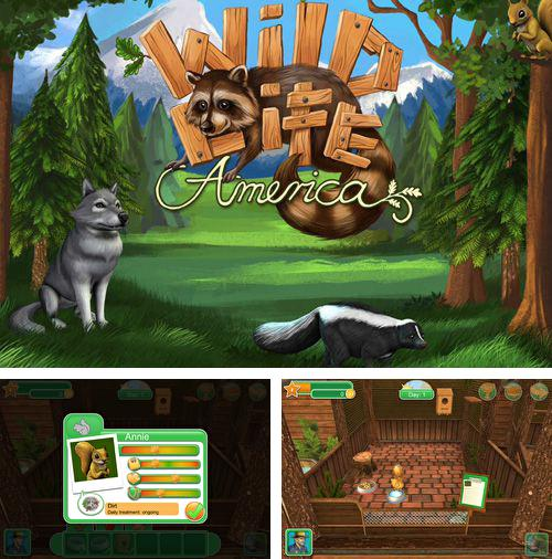 Скачать Wild life. America: Your own wildlife park на iPhone бесплатно
