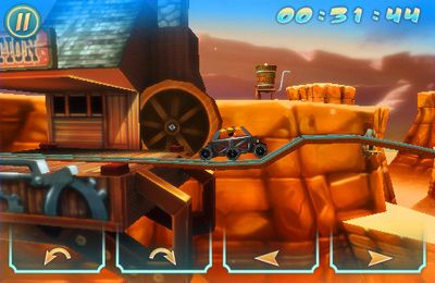 Free Wild West 3D Rollercoaster Rush download for iPhone, iPad and iPod.