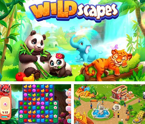 Download Wildscapes iPhone free game.