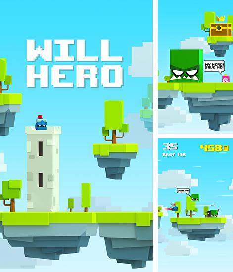 In addition to the game Fruit Feast for iPhone, iPad or iPod, you can also download Will hero for free.