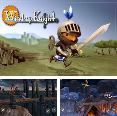 In addition to the game CSR Classics for iPhone, iPad or iPod, you can also download Wind-up Knight for free.