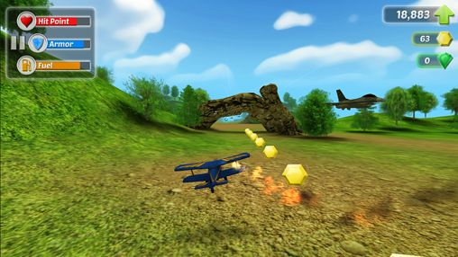 Free Wings on fire download for iPhone, iPad and iPod.