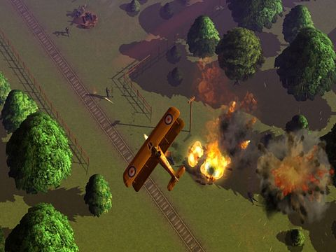 Screenshots do jogo Wings: Remastered para iPhone, iPad ou iPod.