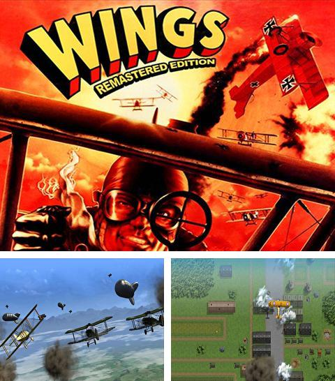 Скачать Wings: Remastered на iPhone бесплатно