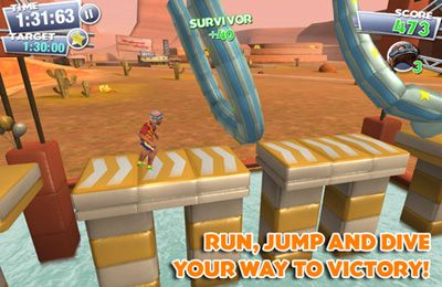 Free Wipeout download for iPhone, iPad and iPod.
