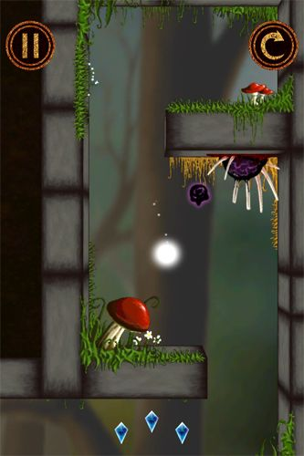 Screenshots of the Wisp: Eira's tale game for iPhone, iPad or iPod.