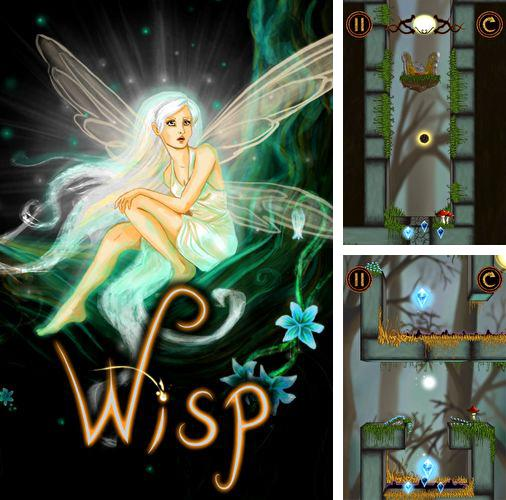 In addition to the game Halloween Pinball for iPhone, iPad or iPod, you can also download Wisp: Eira's tale for free.