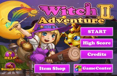 Witch Adventure2