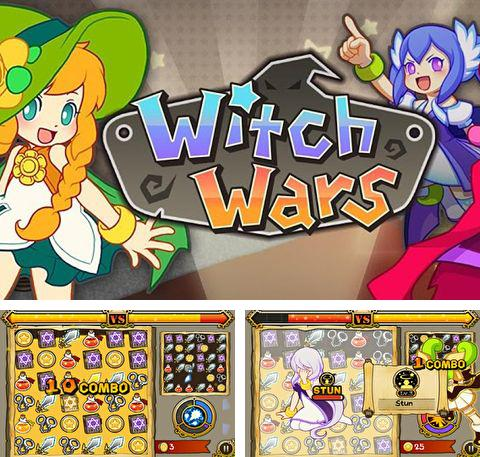 In addition to the game Zya for iPhone, iPad or iPod, you can also download Witch wars for free.