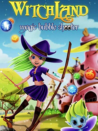 Witchland: Magic bubble shooter