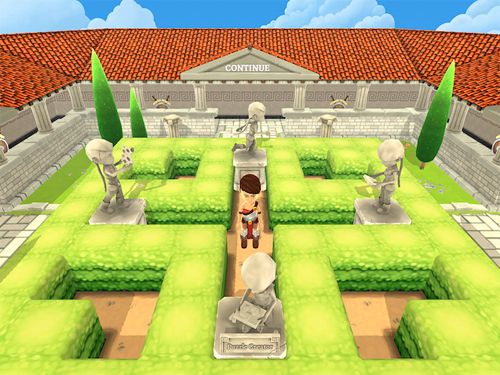 Download With the wind iPhone free game.