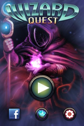 Wizard quest