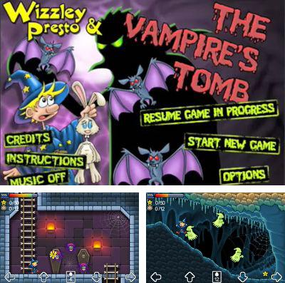 In addition to the game Armageddon for iPhone, iPad or iPod, you can also download Wizzley Presto and the Vampire's Tomb for free.