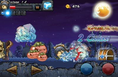 Descarga gratuita de Wolf Boy para iPhone, iPad y iPod.