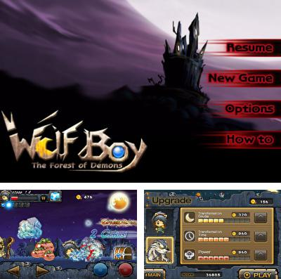 Download Wolf Boy iPhone free game.