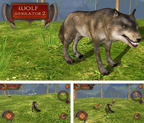 In addition to the game Granny vs Zombies for iPhone, iPad or iPod, you can also download Wolf simulator 2: Pro for free.