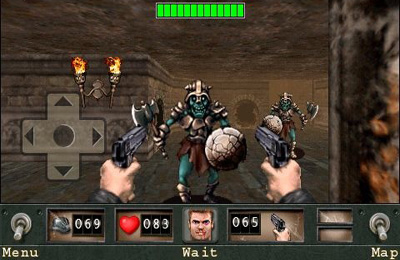 Descarga gratuita de Wolfenstein para iPhone, iPad y iPod.