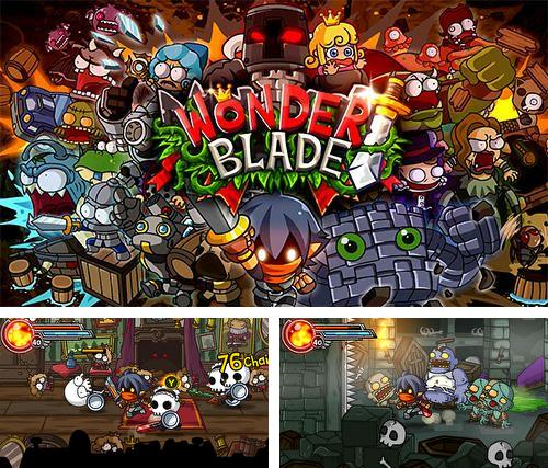 In addition to the game Flappy angel for iPhone, iPad or iPod, you can also download Wonder blade for free.